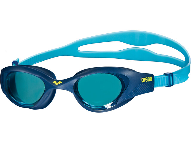 arena The One Goggles Barn light blue-blue-light blue